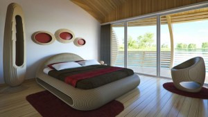 WaterNest-Bedroom