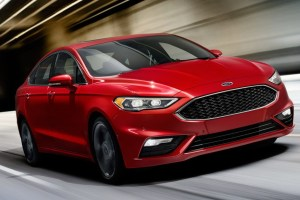 The 2017 Ford Fusion Energi hybrid will show at the Detroit Auto Show.