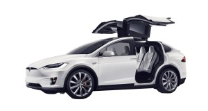 Tesla Model X performance was on-par with expectations in 2015.