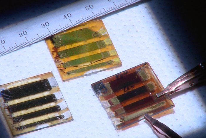 picture about Printable Solar Cell referred to as Refreshing Creation Treatment for Printable Perovskite Sunshine Cells
