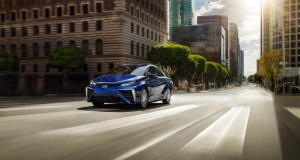 Toyota Mirai Hydrogen Fuel Cell Vehicles