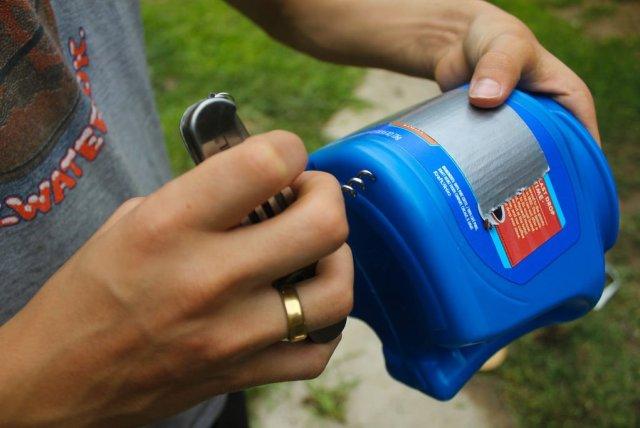 Kelvin's Water Dropper