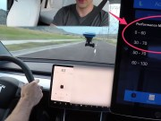 Tesla Dual Motor Model 3 Performance