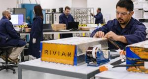 Electric Pickup Rivian