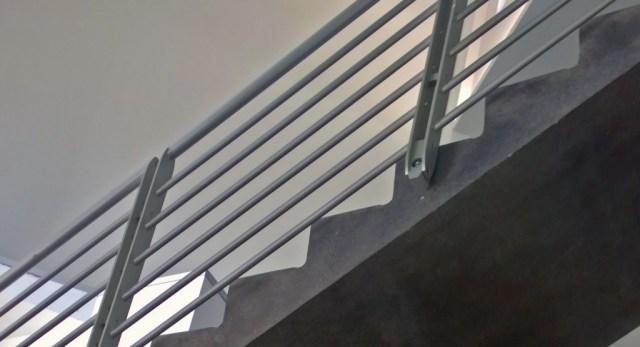 Modern Railing Staircase