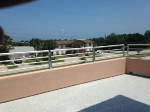 Contemporary Aluminum Railing By Green Oxen