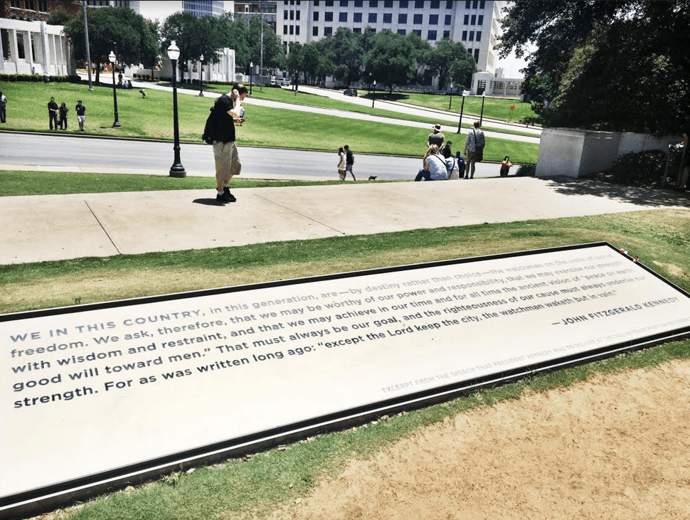 """Dallas-Texas-John F-Kennedy"""