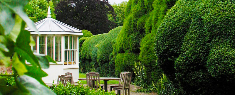 Green Parrot Gardens | Architectural Structures | Garden Studio