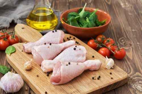 Organic Chicken Drumsticks