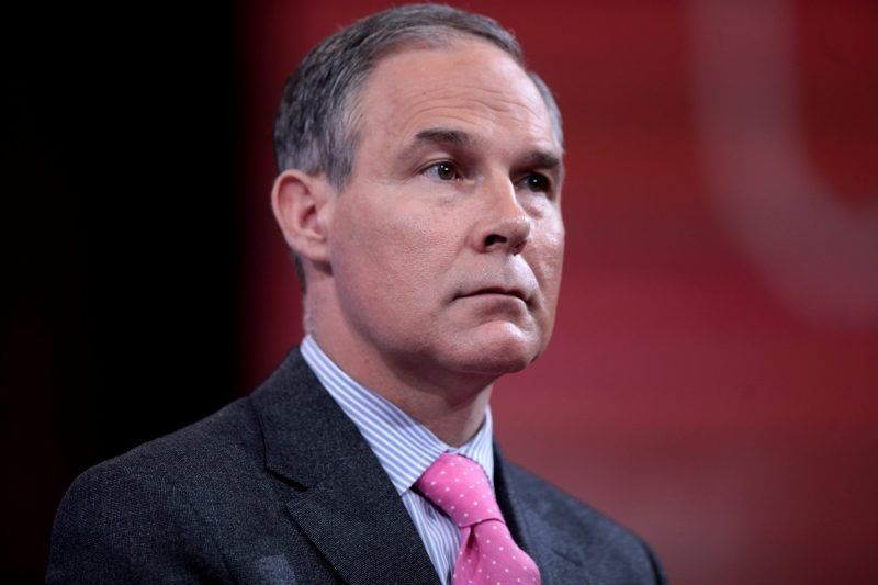 Image result for scott pruitt