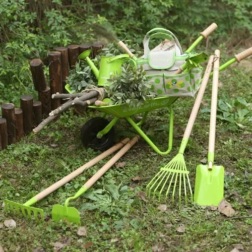 EverEarth Gardening Tools with Bag