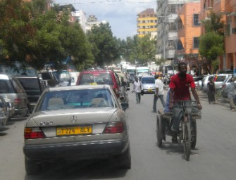 Sustainable Transit in Dar es Salaam