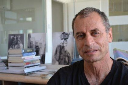 Zochrot founder Eitan Bronstein Aparacio