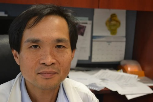 Dr. Robert Chen (David Kattenburg)