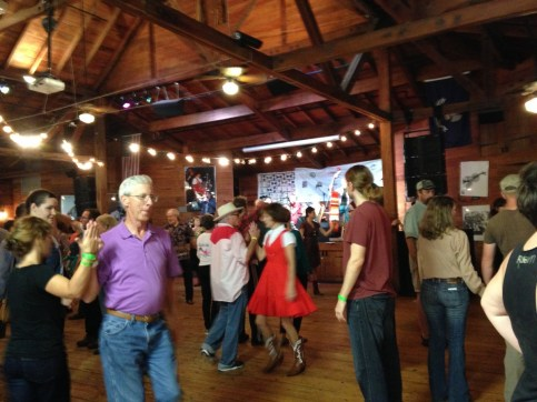 New Orleans dance hall (Janna Graham)