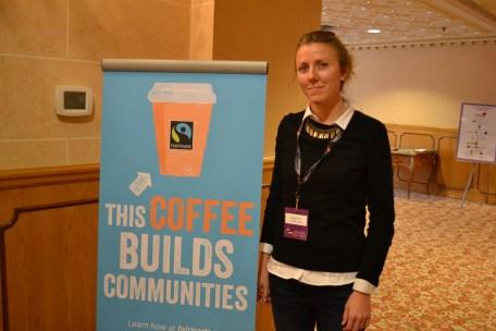 Kirsten Cole, Fairtrade Canada (David Kattenburg)