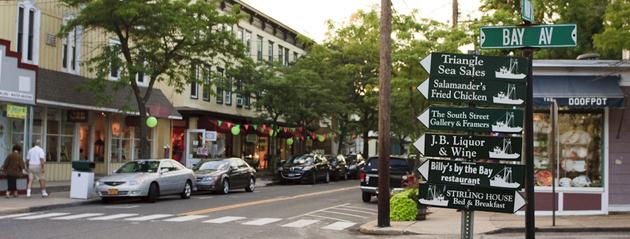 Shop Greenport Village