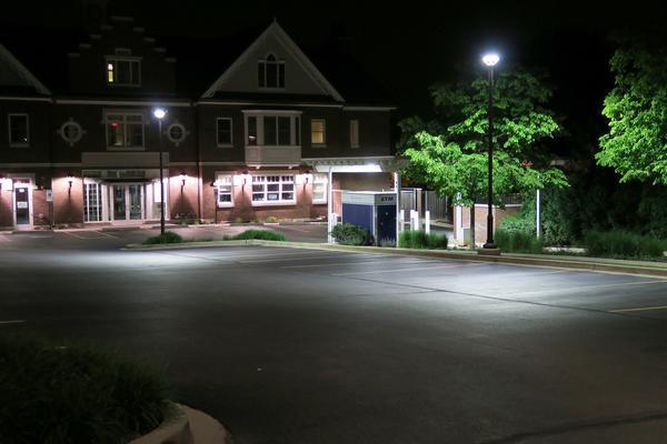 led parking lot lights kent wa