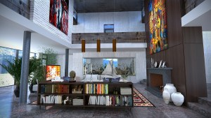 green office interior design - greenproductslist.com