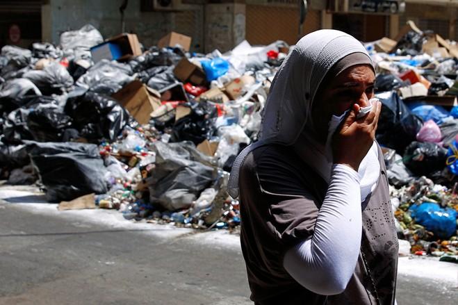 Lebanese garbage crisis
