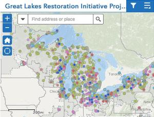 Green Ribbon Coalition Resource Guide Great Lakes Restoration Initiative