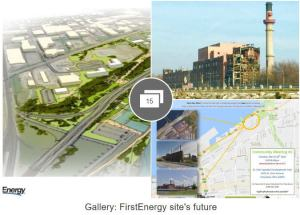 Green Ribbon Coalition Cleveland FirstEnergy Lakefront Site