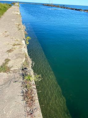 Water intake at First Energy