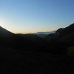 Sentiero 6 - Partenza all'alba...