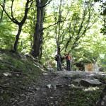 Sentiero 5 - Captazione dell'Acquedotto