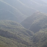 Sentiero 233 - Fossa Magna paesaggi hawaiani