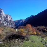 Comincia la valle Stretta