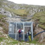 Sentiero 228 - Ingresso nord della grotta