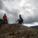 PR Dolomiti Lucane - Creste sulla Ferrata Salemm
