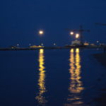 Porto di Pesaro by night