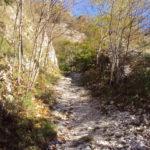 Sentiero 280 - Pareti rocciose