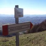 Sentiero 293 - Segnavia Punta Sassopecoraro
