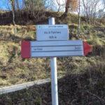 Sentiero 290 - Partenza dall'Aia di Fabriano