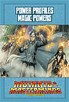 Mutants & Masterminds Power Profile: Magic Powers