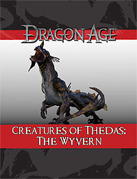 Creatures of Thedas: The Wyvern