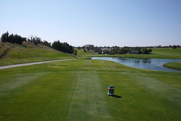 Cochiti Golf Club Lake Cochiti New Mexico