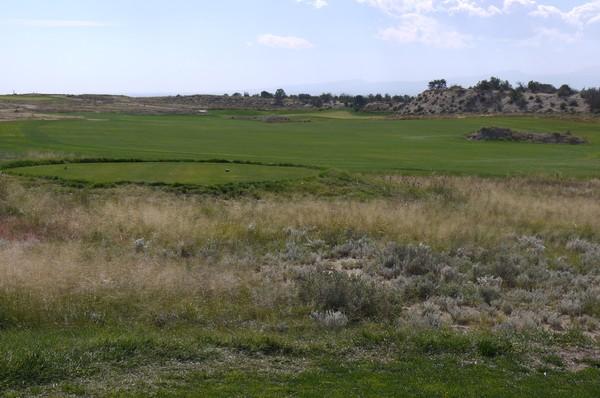 Four Mile Golf Club Canon City Colorado Hole 18