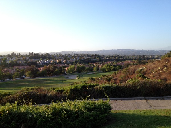 Westridge Golf Club La Habra California Hole 3