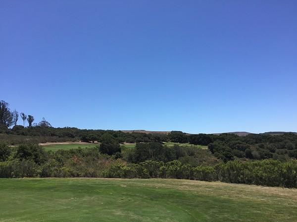 La Purisima Golf Course Lompoc, CA Hole 15 Par 5 532 Yards