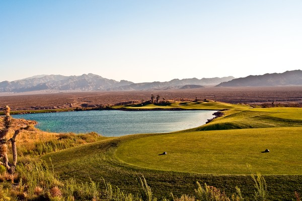 Paiute Golf Resort Snow Mountain Course Las Vegas Nevada