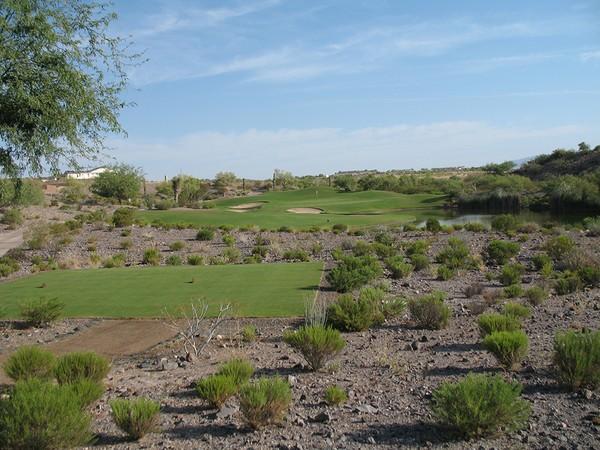 Wickenburg Ranch Golf Club Hole 4 Wickenburg AZ