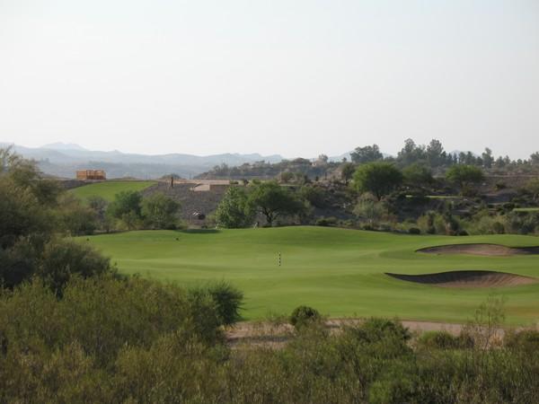 Wickenburg Ranch Golf Club Hole 3 Wickenburg, AZ