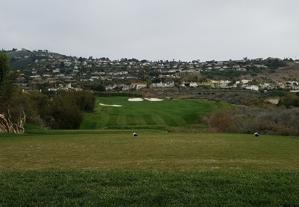 Trump National Golf Club Rancho Palos Verdes California. Hole 1