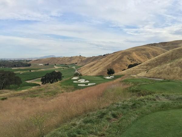 Wente Vineyards Golf Club Livermore California