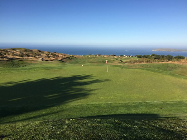 The Links at Bodega Harbour Bodega Bay California Hole 4