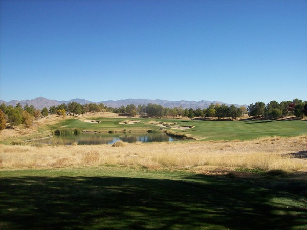 Primm Valley Golf Club LAKES Primm Nevada